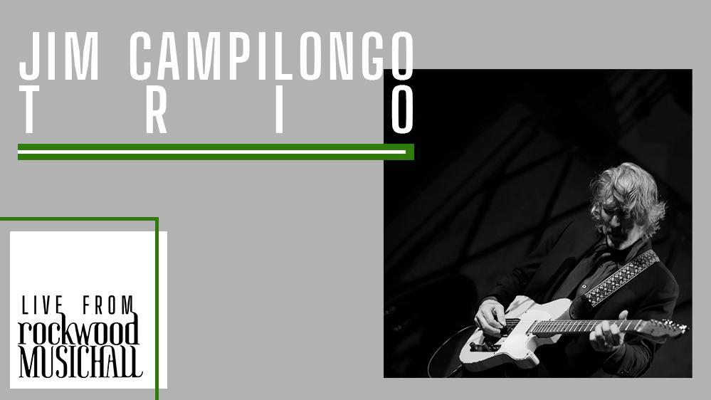 Jim Campilongo Trio feat. Chris Morrissey, Josh Dion - Live from Rockwood Music Hall
