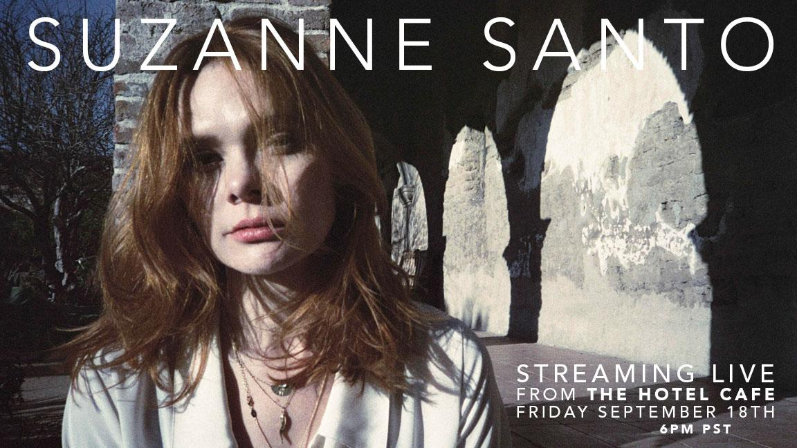 Suzanne Santo