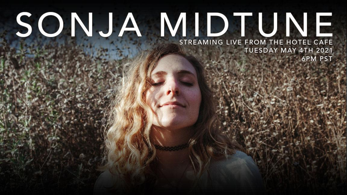 Sonja Midtune - Streaming Live From The Hotel Cafe