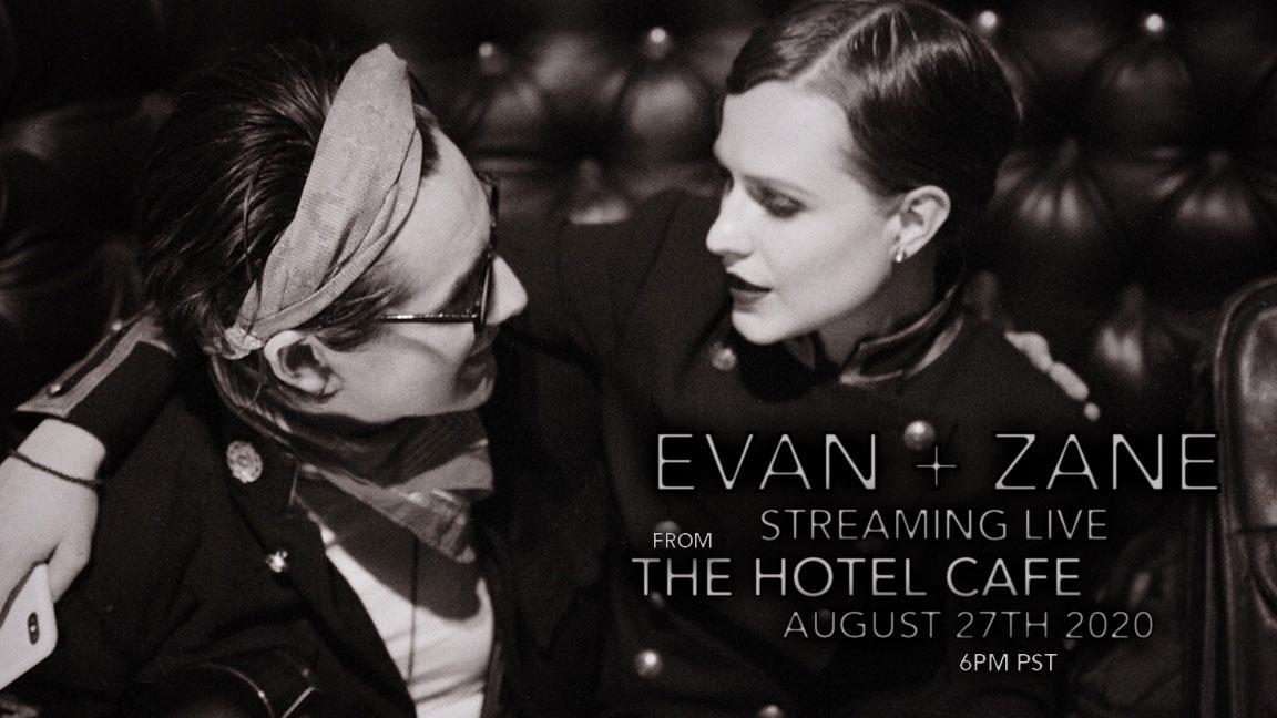 Evan + Zane