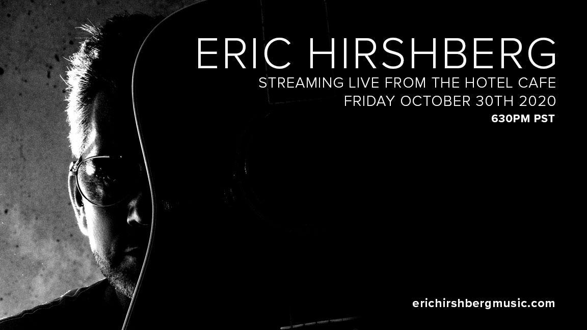 Eric Hirshberg