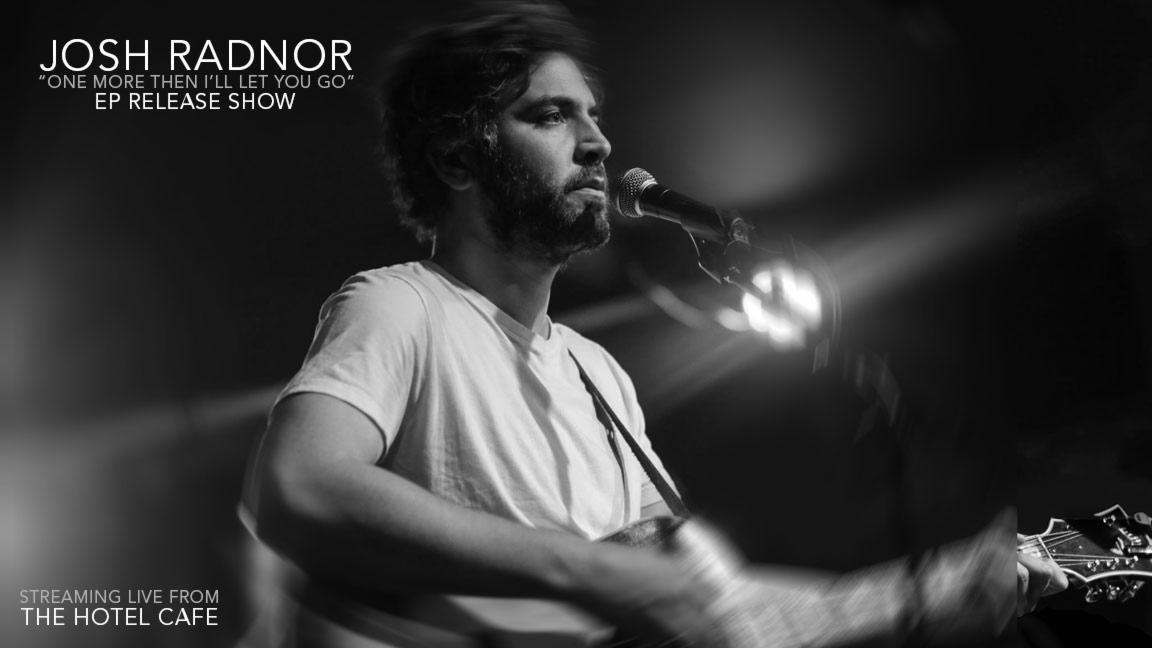 Josh Radnor - EP Release Show