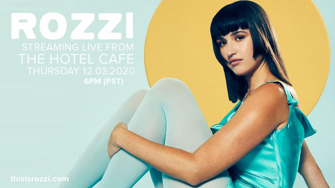 Rozzi - Live From The Hotel Cafe