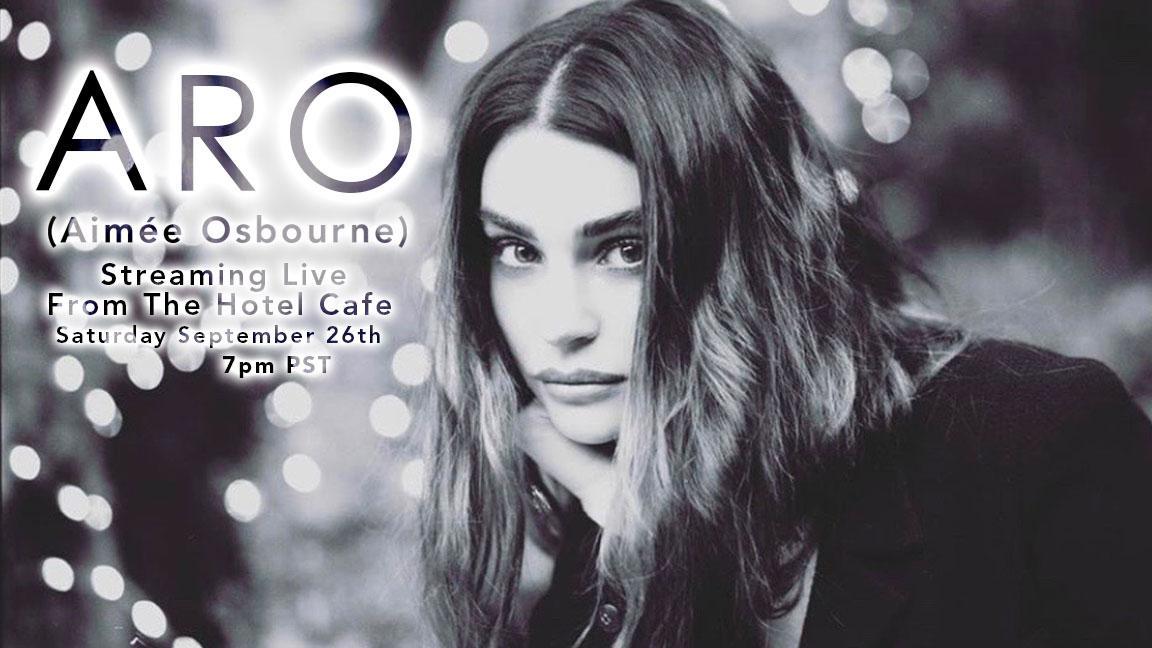ARO (Aimée Osbourne) - Single Release Show!