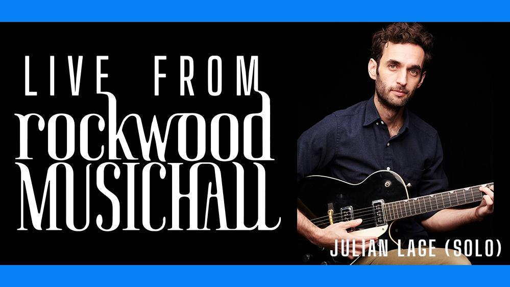 Julian Lage (Solo) - Live from Rockwood Music Hall