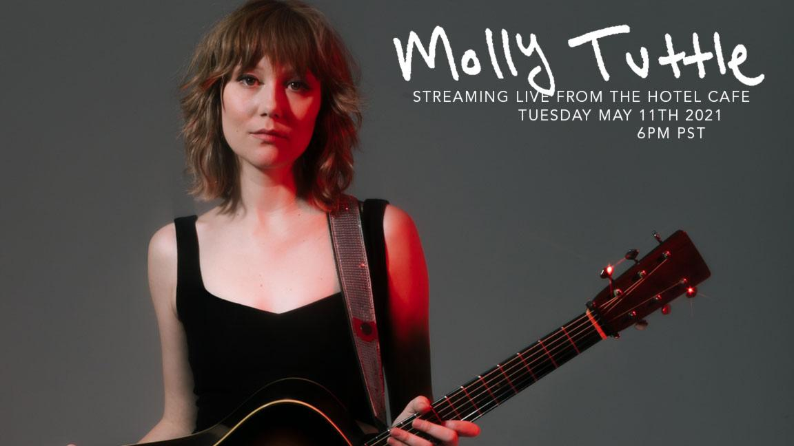 Molly Tuttle - Streaming Live From The Hotel Cafe