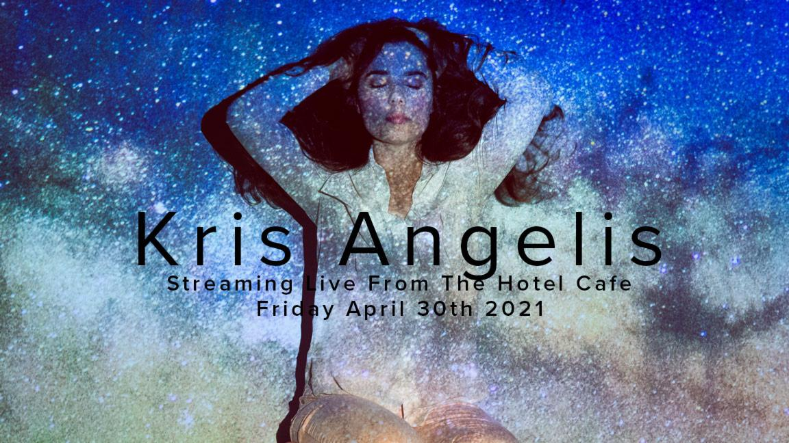 "Kris Angelis - Full-Band - ""The Skies We Look To"" Album Release Show"