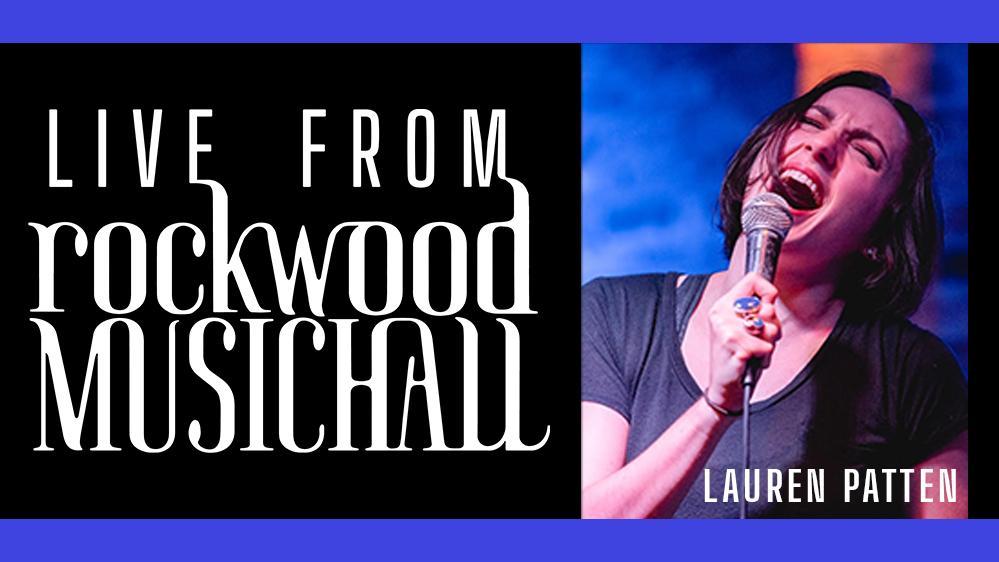 Lauren Patten - Live from Rockwood Music Hall