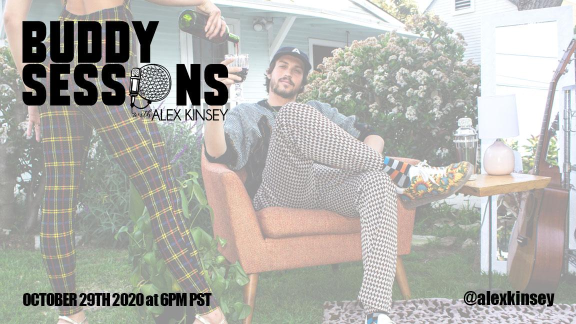 Buddy Sessions with Alex Kinsey