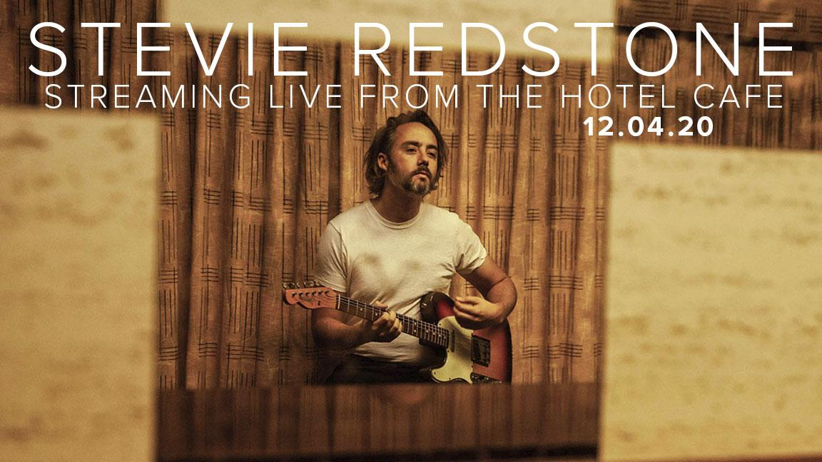 Stevie Redstone - Live From the Hotel Cafe